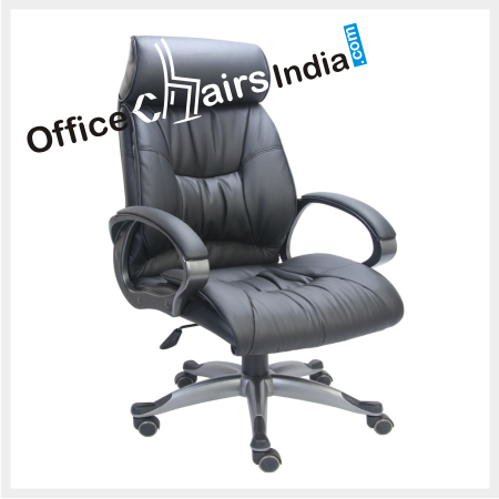 Leather Office Chairs Manufacturer Mumbai